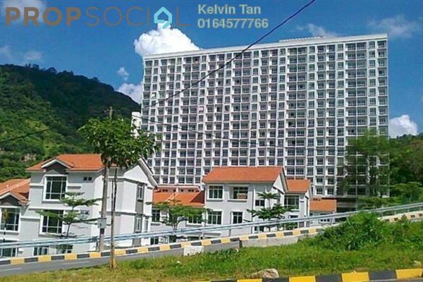 For Rent Apartment at Suria Vista, Paya Terubong Freehold Unfurnished 3R/2B 760translationmissing:en.pricing.unit