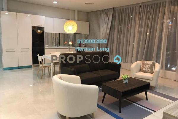 For Rent Condominium at Vipod Suites, KLCC Freehold Fully Furnished 3R/2B 6.8k