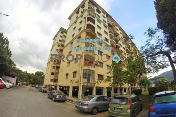 For Sale Apartment at Taman Tun Teja, Rawang Freehold Unfurnished 3R/2B 190k