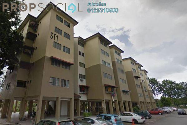 For Sale Apartment at Seri Tanjung Apartment, Kajang Freehold Unfurnished 0R/0B 180k