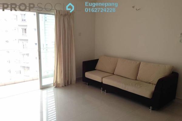 For Rent Condominium at Cova Suite, Kota Damansara Freehold Fully Furnished 3R/2B 2.3k