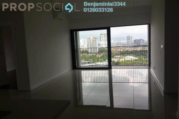 For Sale Condominium at The Westside Three, Desa ParkCity Freehold Semi Furnished 3R/2B 1.45m