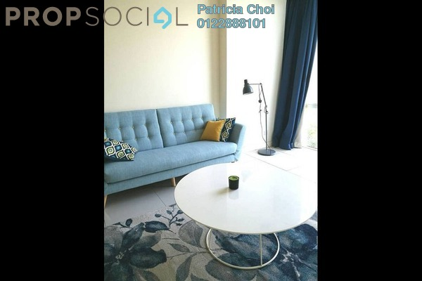 For Rent Condominium at Suasana Bangsar, Bangsar Freehold Fully Furnished 2R/2B 3k