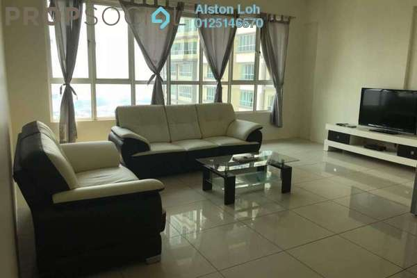 For Sale Condominium at Birch The Regency, Georgetown Freehold Semi Furnished 2R/2B 599k