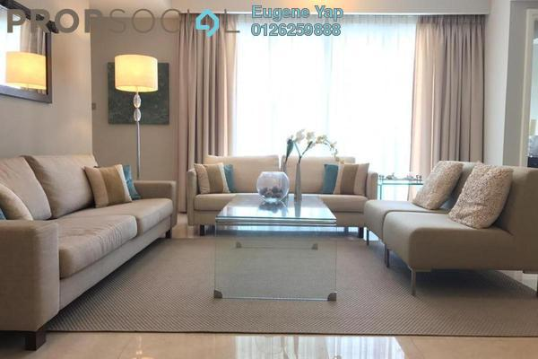 For Rent Condominium at Tiffani Kiara, Mont Kiara Freehold Fully Furnished 4R/5B 6.5k