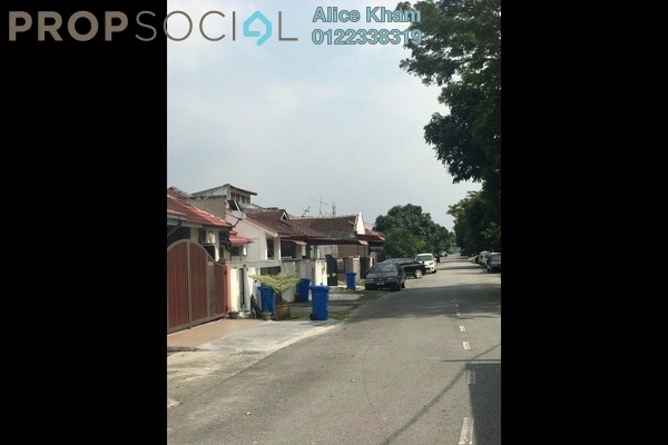 For Sale Terrace at Taman Alam Indah, Shah Alam Freehold Unfurnished 3R/2B 220k