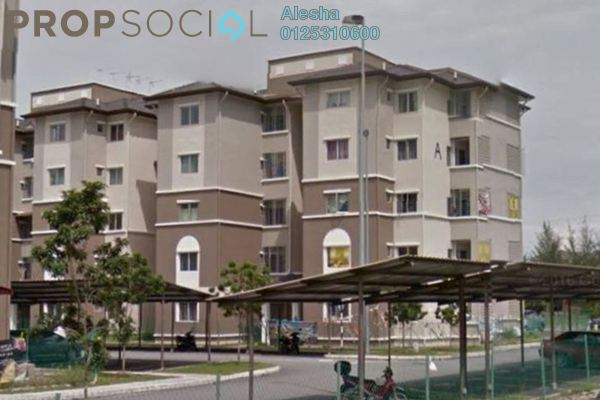 For Sale Apartment at Akasia Apartment, Klang Freehold Unfurnished 0R/0B 186k