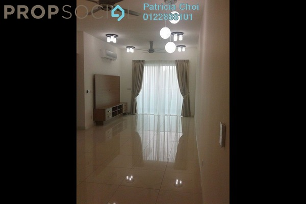 For Rent Condominium at Surian Residences, Mutiara Damansara Freehold Semi Furnished 3R/3B 3.6k