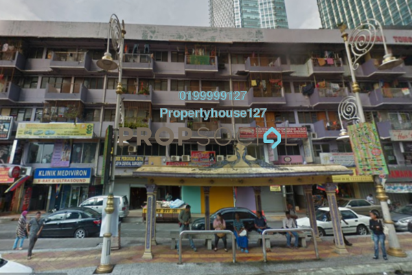 For Sale Apartment at Jalan Thamby Abdullah, Brickfields Freehold Unfurnished 0R/0B 200k
