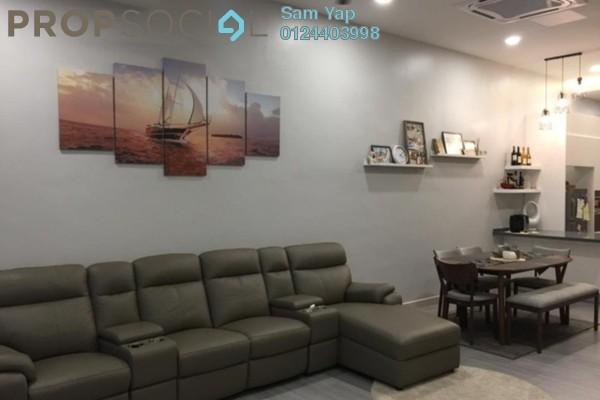 For Sale Terrace at USJ One Park, UEP Subang Jaya Freehold Semi Furnished 4R/4B 1.4m