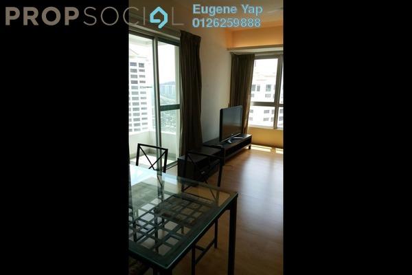 For Sale Serviced Residence at i-Zen Kiara I, Mont Kiara Freehold Fully Furnished 4R/3B 918k