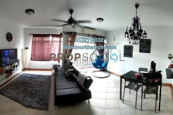 For Sale Condominium at Perdana Exclusive, Damansara Perdana Freehold Unfurnished 2R/2B 360k