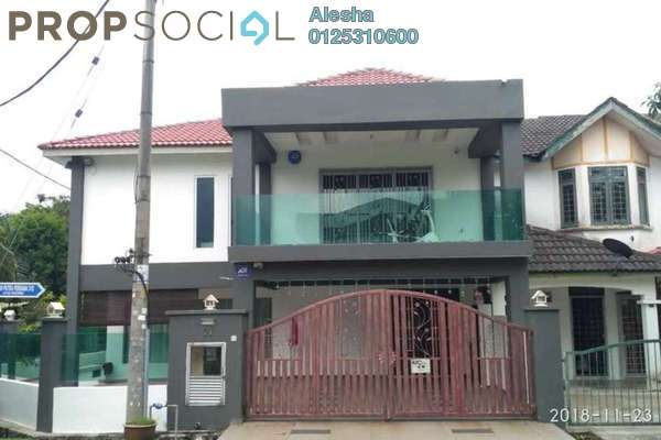For Sale Link at Taman Putra Perdana, Puchong Freehold Unfurnished 0R/0B 594k