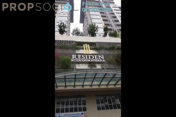 For Sale Condominium at I Residence, Kota Damansara Leasehold Semi Furnished 3R/2B 550k