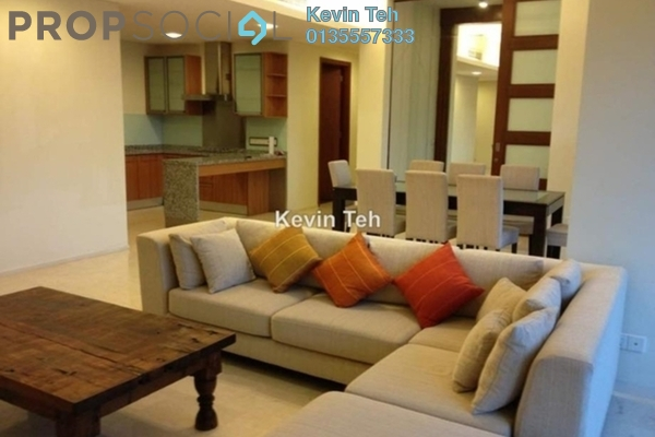 For Sale Condominium at Dua Residency, KLCC Freehold Fully Furnished 4R/4B 1.9m
