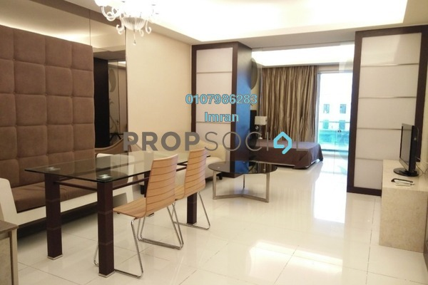 For Rent Serviced Residence at Carlton, Sri Hartamas Freehold Fully Furnished 1R/1B 1.9k