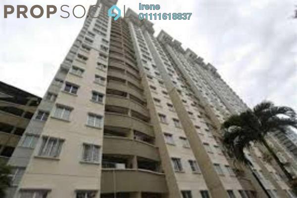 For Rent Condominium at Widuri Impian, Desa Petaling Freehold Semi Furnished 3R/2B 1k