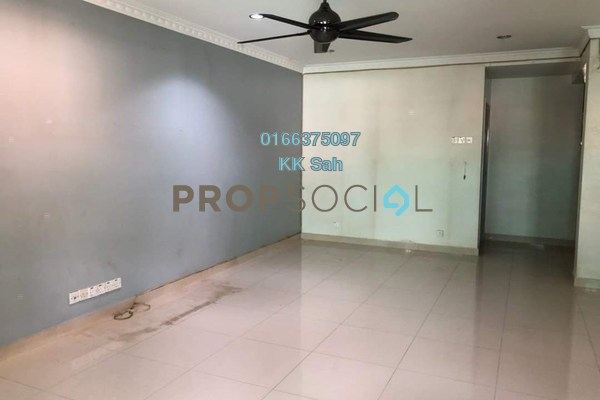 For Sale Link at Taman Kajang Baru, Kajang Freehold Semi Furnished 4R/3B 688k