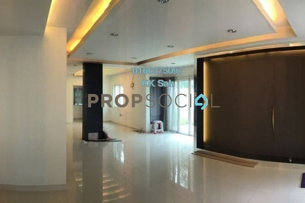 For Sale Link at Bukit Subang, Shah Alam Freehold Fully Furnished 4R/3B 838k