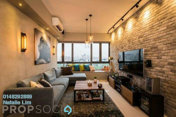 For Sale Condominium at Teratai Mewah Condominium, Setapak Freehold Unfurnished 3R/2B 360k