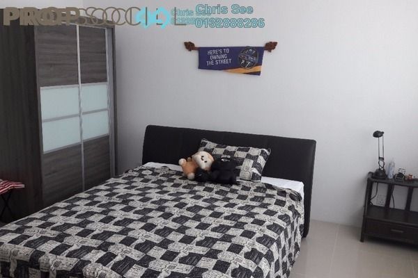 For Rent Terrace at Ken Rimba, Shah Alam Freehold Semi Furnished 4R/3B 2k