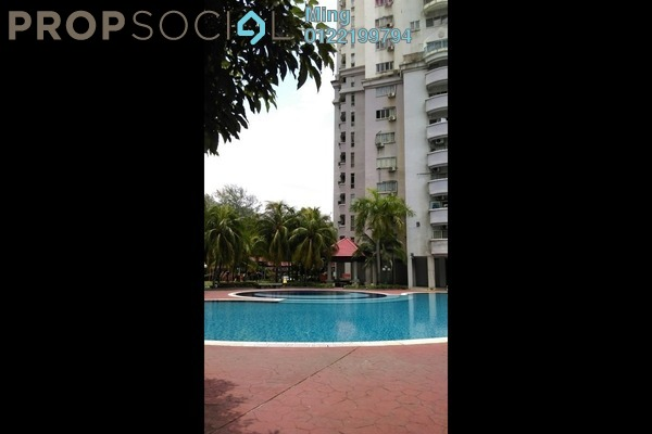 For Rent Condominium at Ridzuan Condominium, Bandar Sunway Freehold Fully Furnished 3R/2B 1.4k