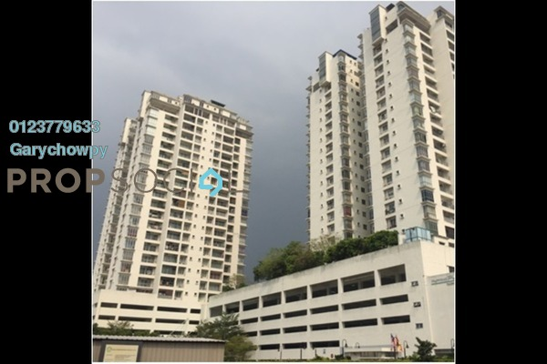 For Sale Condominium at Ampang Putra Residency, Ampang Freehold Semi Furnished 4R/4B 598k