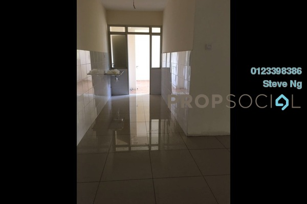 For Rent Condominium at Platinum Lake PV15, Setapak Leasehold Semi Furnished 4R/2B 2.5k