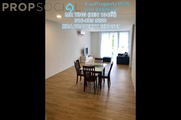For Rent Condominium at The Ryegates, Kuching Freehold Fully Furnished 3R/2B 2k