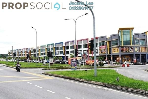 For Sale Shop at Laman GapiMas, Serendah Freehold Semi Furnished 2R/6B 810k