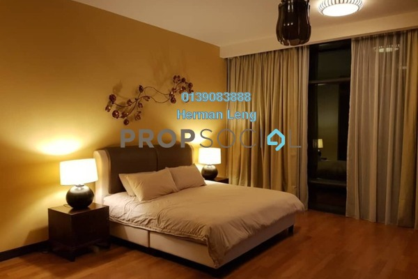 For Rent Condominium at The Troika, KLCC Freehold Fully Furnished 3R/3B 13k