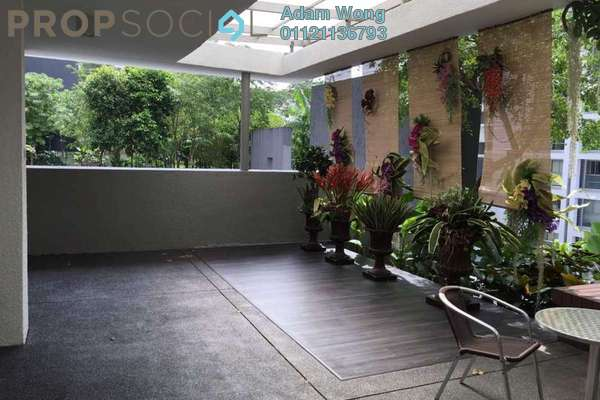For Rent Condominium at VERVE Suites, Mont Kiara Freehold Fully Furnished 2R/2B 4.7k