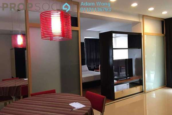For Sale Condominium at VERVE Suites, Mont Kiara Freehold Fully Furnished 3R/2B 1.12m
