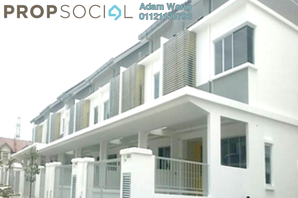 For Sale Terrace at Keranji @ Greenwoods Salak Perdana, Sepang Freehold Unfurnished 4R/3B 440k