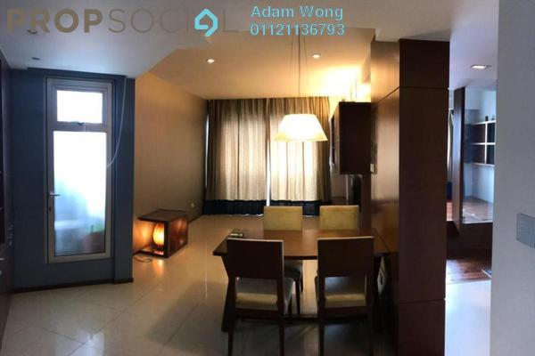 For Sale Condominium at VERVE Suites, Mont Kiara Freehold Fully Furnished 1R/1B 575k