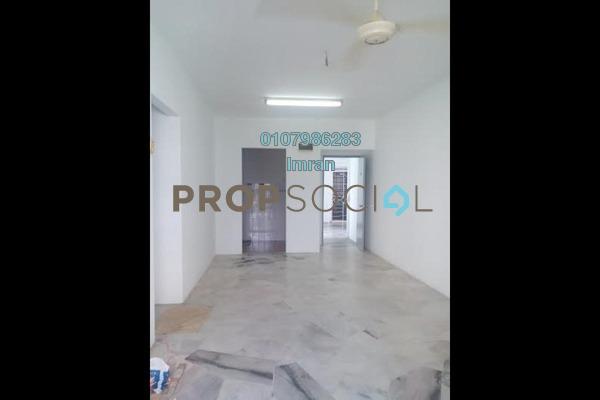 For Rent Apartment at Akasia Apartment, Pusat Bandar Puchong Freehold Semi Furnished 3R/2B 1.1k