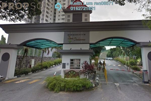 For Rent Condominium at Desa Cindaimas, Old Klang Road Freehold Semi Furnished 3R/3B 1.6k