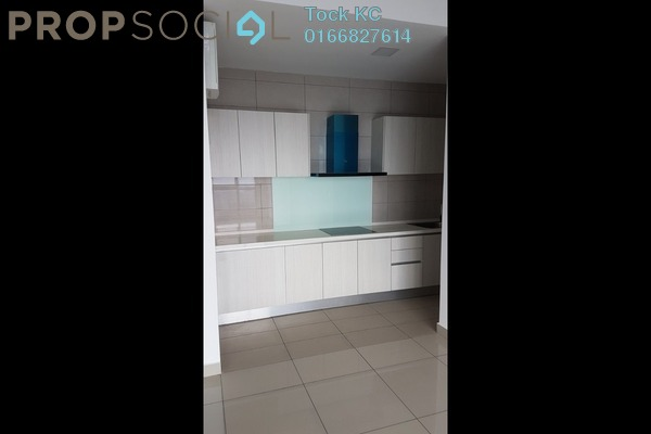 For Rent Serviced Residence at Conezión, IOI Resort City Freehold Semi Furnished 3R/2B 1.8k