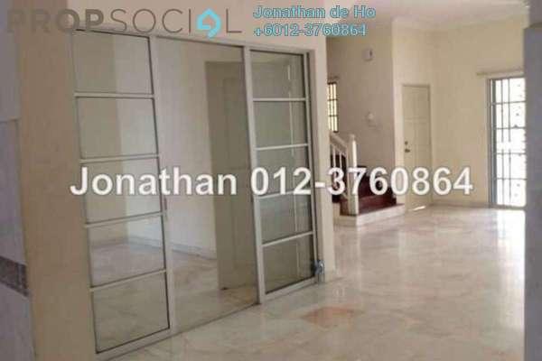 For Rent Terrace at Casarina, Ara Damansara Freehold Semi Furnished 4R/3B 2.6k