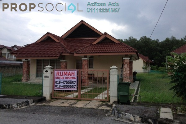 For Rent Bungalow at Villa Tanjung Permai, Batu Kawan Freehold Unfurnished 3R/2B 1.2k