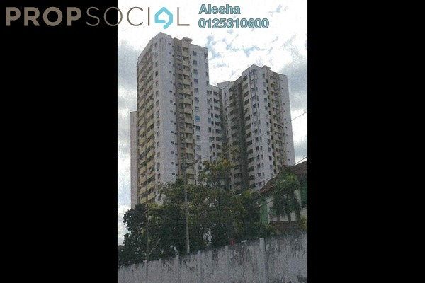 For Sale Condominium at Magna Ville, Selayang Freehold Unfurnished 0R/0B 370k