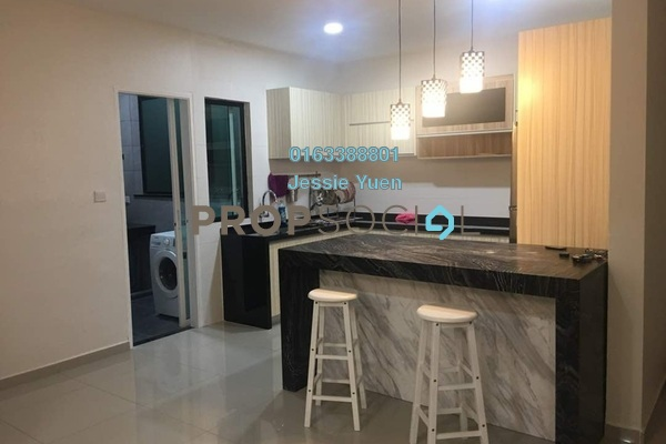 For Sale Condominium at V-Residensi 5, Selayang Freehold Semi Furnished 3R/3B 499k