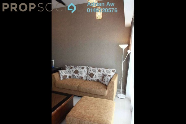 For Rent Condominium at myHabitat, KLCC Freehold Fully Furnished 1R/1B 3k