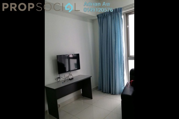 For Rent Condominium at Regalia @ Jalan Sultan Ismail, Kuala Lumpur Freehold Fully Furnished 1R/1B 2.3k