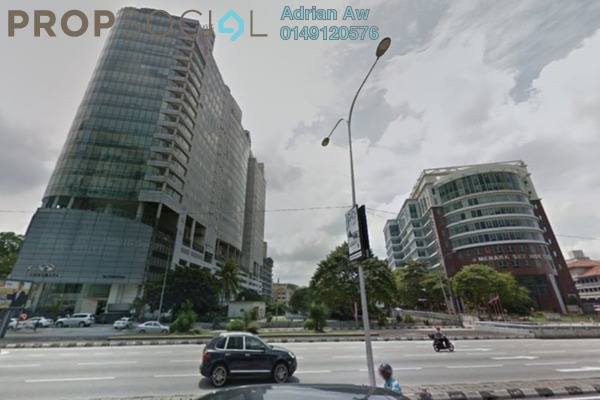 For Rent Office at The Icon, KLCC Freehold Semi Furnished 0R/0B 7.35k