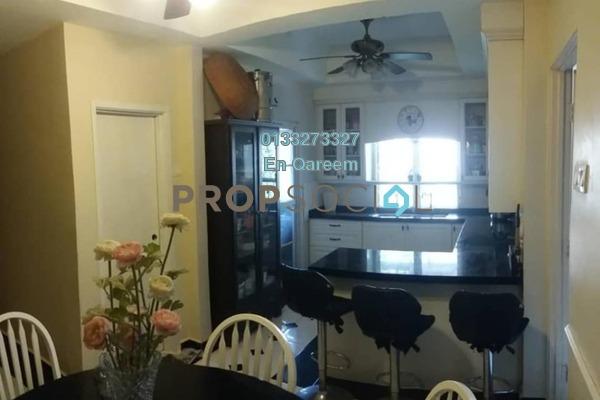 For Sale Terrace at Sungai Buloh Country Resort, Sungai Buloh Freehold Semi Furnished 4R/5B 620k