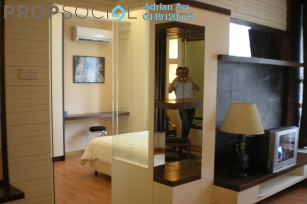 For Rent Condominium at Park View, KLCC Freehold Fully Furnished 1R/1B 2.3k