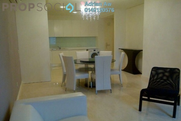For Sale Condominium at 6 CapSquare, Dang Wangi Freehold Semi Furnished 2R/2B 1.3m