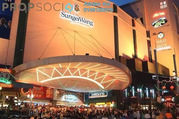 For Sale Shop at Sungei Wang Plaza, Bukit Bintang Freehold Semi Furnished 0R/0B 1.5m