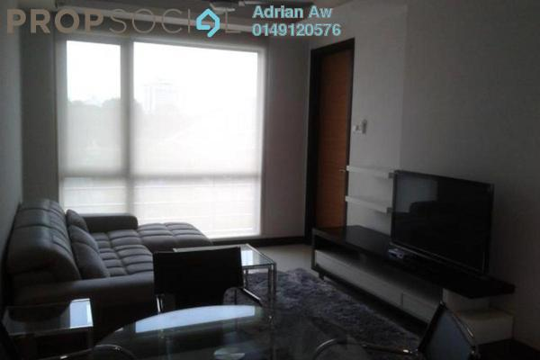 For Sale Condominium at Casa Residency, Pudu Freehold Semi Furnished 3R/3B 1.2m